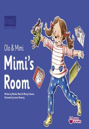 Mimi''s Room. Nauka angielskiego dla dzieci 2-7 lat - Audiobook.