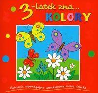 3- latek zna Kolory