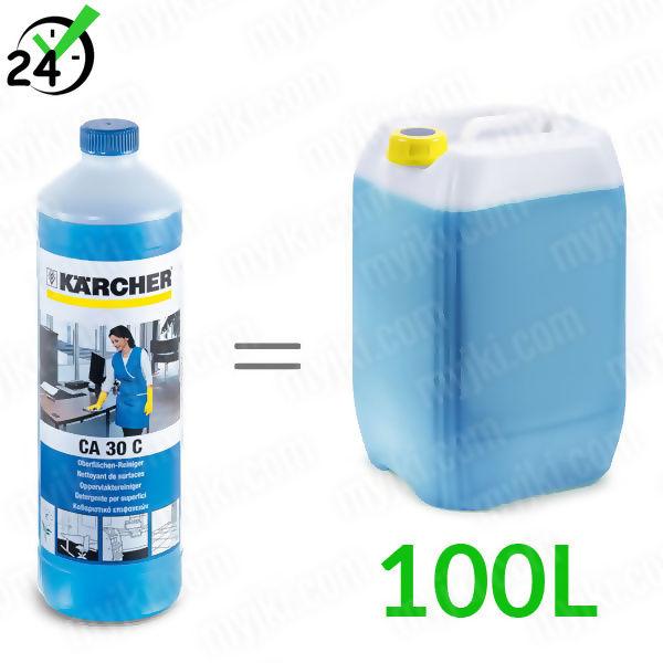 CA 30 C (1L, dozowanie 1%) środek do czyszczenia mebli i podłóg, Karcher ZAPLANUJ DOSTAWĘ SKLEP SPECJALISTYCZNY KARTA 0ZŁ POBRANIE 0ZŁ ZWROT 30DNI RATY GWARANCJA D2D LEASING WEJDŹ I KUP NAJTANIEJ