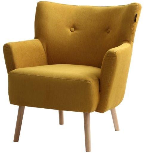 Fotel uszak Gustav Arm