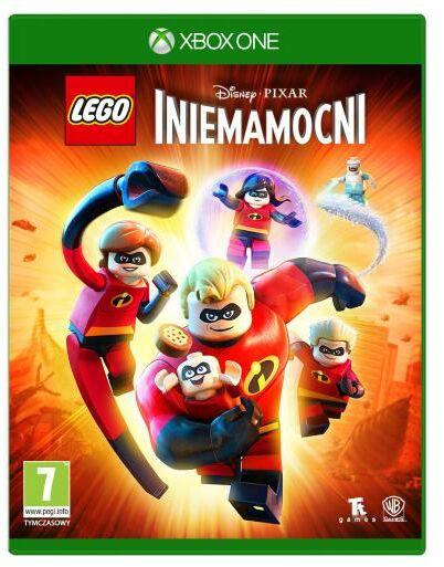 LEGO Iniemamocni Xbox One / Xbox Series X - szybka wysyłka!