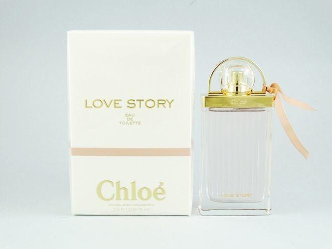 Chloé Love Story Eau de Toilette woda toaletowa dla kobiet 50 ml