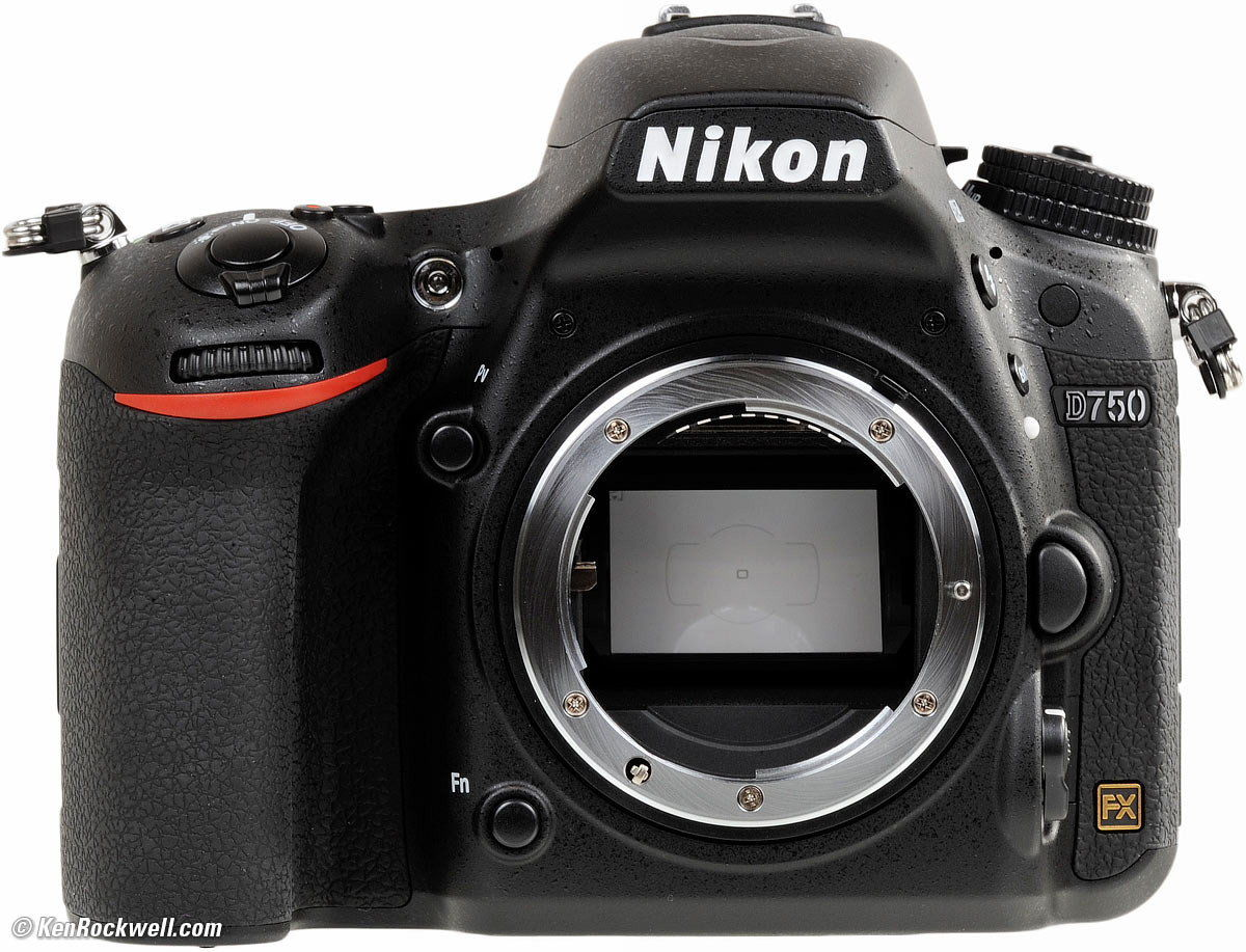 Nikon D750+ AF-S 24-120 mm f/4G ED VR+ Sandisk 32GB