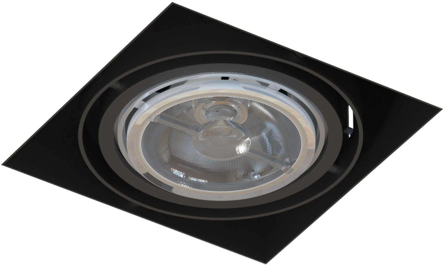 Oprawa wpuszczana bezramkowa Mara T018PB1Ah116 Cleoni nowoczesna lampa sufitowa