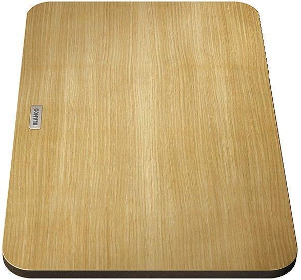 BLANCO Deska drewniana jesion, 375x367, [ZENAR XL 6 S Compact] 233679 Płać mniej za zakupy u nas - (22)266 82 20 Zapraszamy :)
