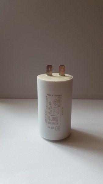 Kondensator 20mF H=70 Karcher 90850230
