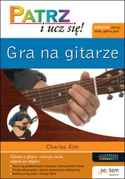 Gra na gitarze. Patrz i ucz się! - Ebook.