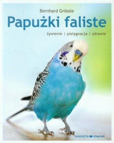 PAPUŻKI FALISTE. HODOWLA Grossle Bernard