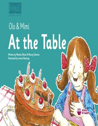 At the Table. Nauka angielskiego dla dzieci 2-7 lat - Audiobook.