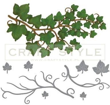 Wykrojnik Spellbinders - Create A Ivy
