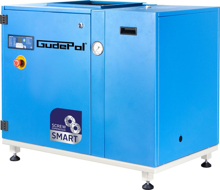 Kompresor śrubowy GudePol GD-SMART 11/10
