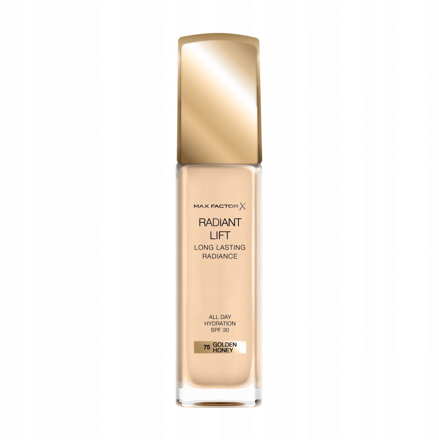 Max Factor Radiant Lift Long Lasting Radiance SPF30 75 Golden Honey
