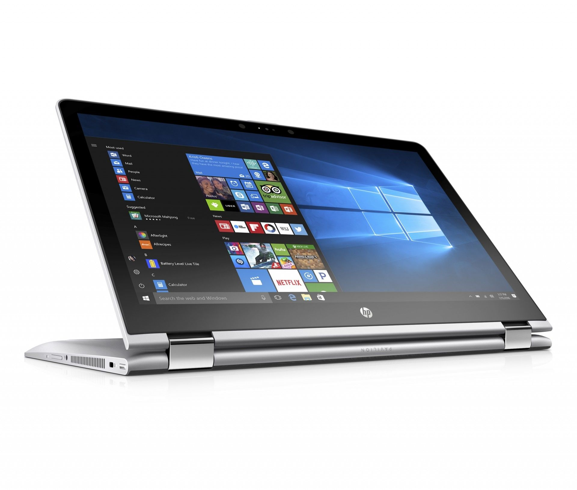 HP Pavilion x360 15-br004nw 2HP44EAR