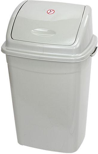 Kosz na śmieci 16 L z uchylną pokrywą Kosz na odpadki