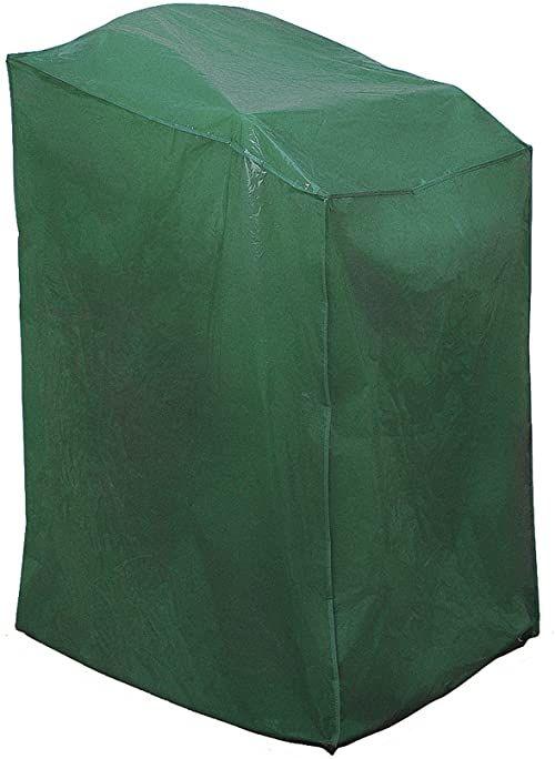 Rayen pokrowiec na meble ogrodowe: krzesła, zielony