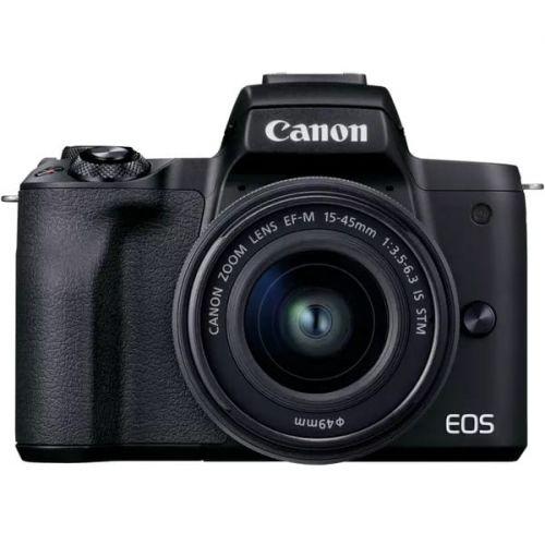Bezlusterkowiec Canon EOS M50 Mark II Body + pasek z własnym logo za 1zł