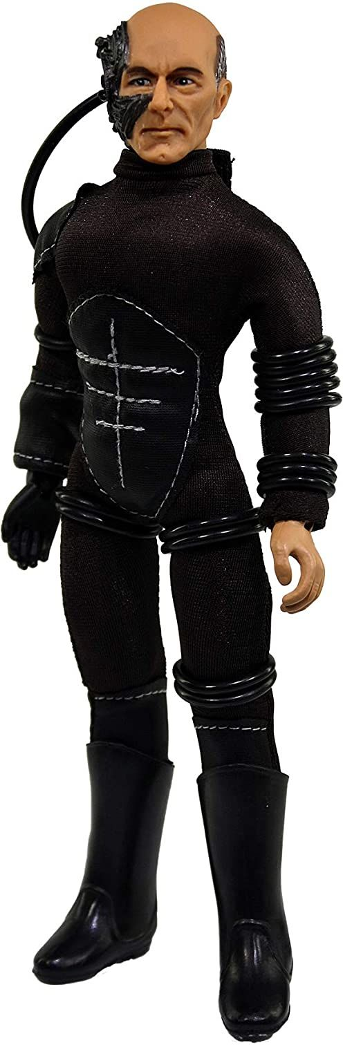 Mego Star Trek Locutus Of Borg Lansay