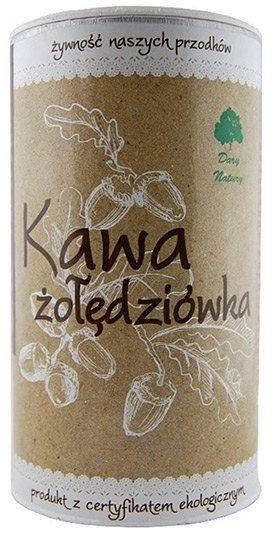 Kawa Żołędziówka EKO 200g (TUBA) Dary Natury