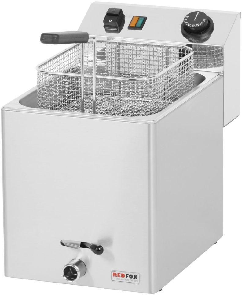 Frytownica elektryczna z kranem FE-07V