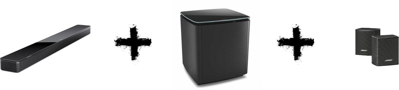 Głośnik Bose Soundbar 700BLK+Bose Bass Module 700BLK+SurroundBLK Dostawa0zł RATY0% Zadzwoń Po Szczegóły