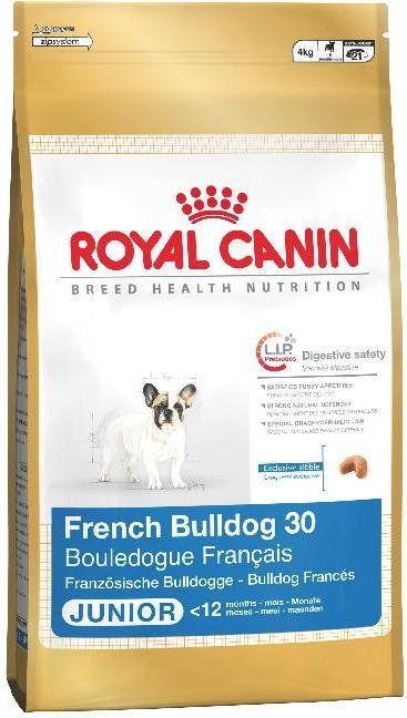 ROYAL CANIN French Bulldog Puppy 1kg karma sucha dla szczeniąt do 12 miesiąca, rasy bulldog francuski