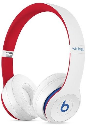 Beats Solo3 White/Red