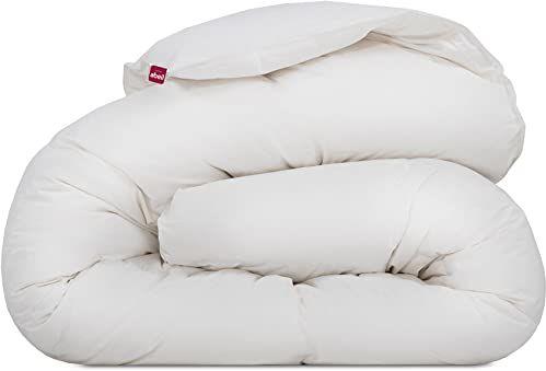 Abeil Prestige kołdra, bawełna/poliester, biała, 240 x 260 cm