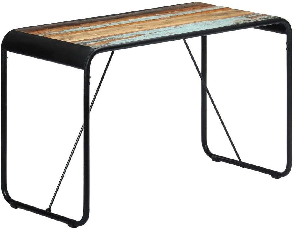 Stół z drewna odzyskanego Relond 2X  wielokolorowy