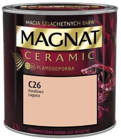 MAGNAT CERAMIC C26 KORALOWA LAGUNA 2,5L