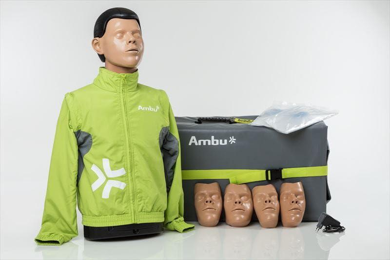 Ambu Man INstrument- fantom do nauki reanimacji RKO CPR