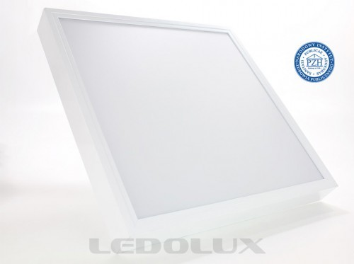 Panel sufitowy LED 40W LEDOLUX SQR 60x60cm NT