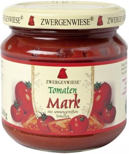 Koncentrat pomidorowy 22% BIO 200 g Zwergenwiese
