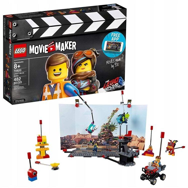 Klocki Lego 70820 Movie Maker 2 Movie Maker