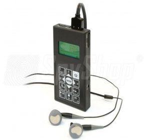 Bezpieczny Gnome-2M  cyfrowy dyktafon do profesjonalnych zastosowań