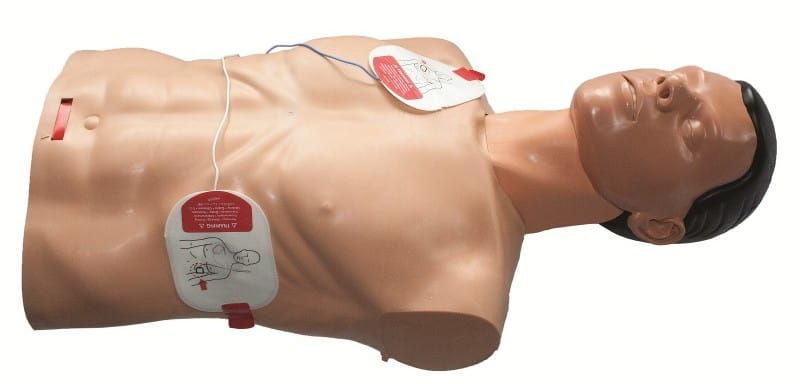 Ambu SAM fantom do nauki reanimacji RKO CPR