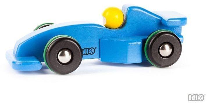 Formuła 1 - drewniany samochód, 41230-Bajo - samochody zabawki