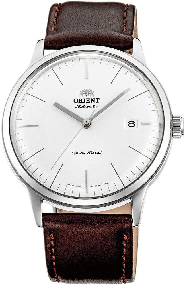 Zegarek Orient FAC0000EW0 2nd Generation Bambino Version 3 - CENA DO NEGOCJACJI - DOSTAWA DHL GRATIS, KUPUJ BEZ RYZYKA - 100 dni na zwrot, możliwość wygrawerowania dowolnego tekstu.