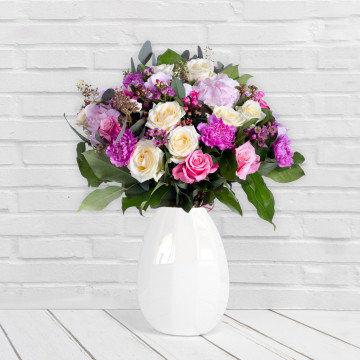 Kolorowy uśmiech - Bukiet kwiatów