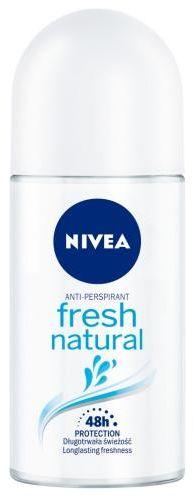 Nivea Fresh Natural antyperspirant w kulce 50 ml