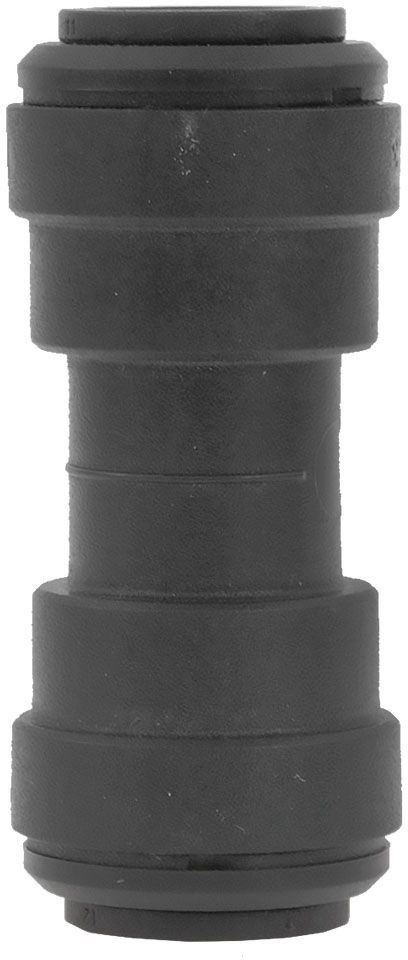 Złączka wtykowa dwustronna kompozytowa fi 12mm - 12 mm