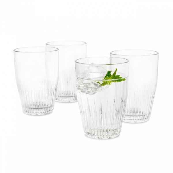 Rosendahl GLASS Szklanki do Wody 300 ml 4 Szt.