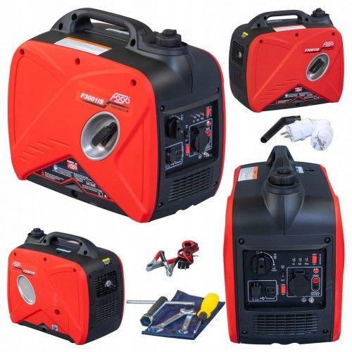 Agregat prądotwórczy Fogo F 3001 IS generator inwertorowy 2,5 kW