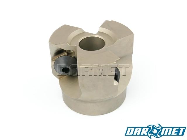 Frez składany nasadzany 63 mm, walcowo-czołowy 3-ostrzowy, TPKN, TPKR (FA90TP22)