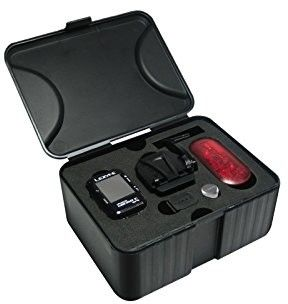 Licznik rowerowy LEZYNE Micro Color GPS HRSC Loaded (w zestawie opaska na serce + czujnik prędkości/kadencji)