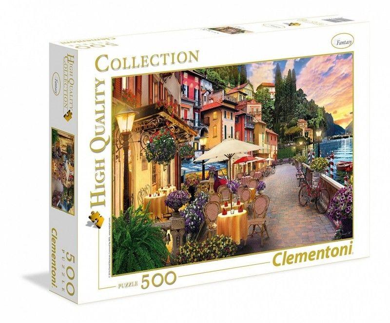 Clementoni -PUZZLE 500EL CLM 35041 MONTE ROSA PUD 54097-uniw