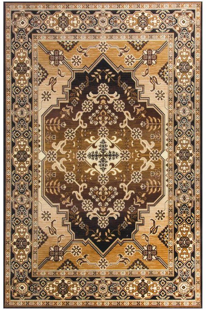 Dywan CORDOBA brązowy 200 x 300 cm