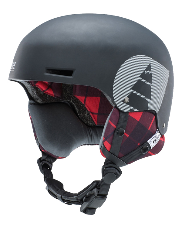 Picture Tempo 2.0 black kask snowboardowy - S