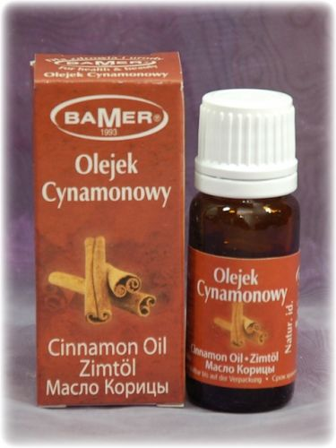 CYNAMON - olejek zapachowy - BAMER 7 ml