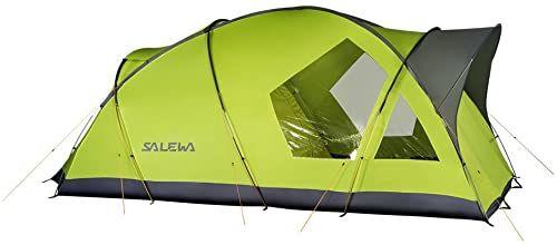 Salewa Uniseks namiot Alpine Lodge IV, cactus/Grey, One Size, 00-00005600