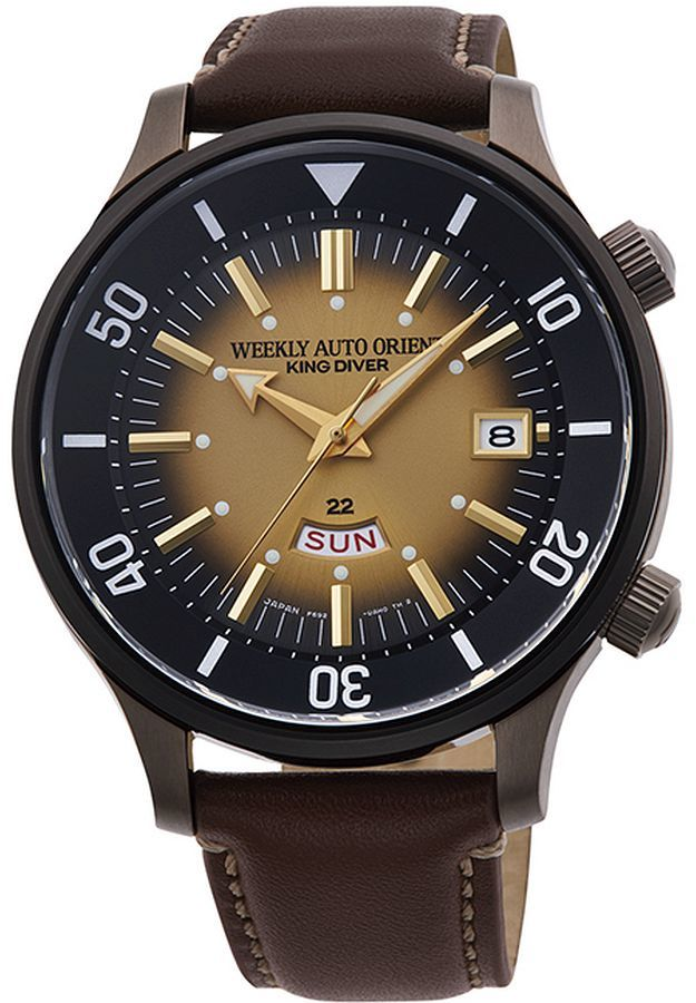 Zegarek męski Orient King Diver Limited Edition